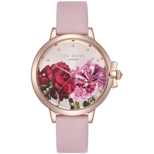 TED BAKER RUTH PINK LEATHER STRAPRUTH TE50267011