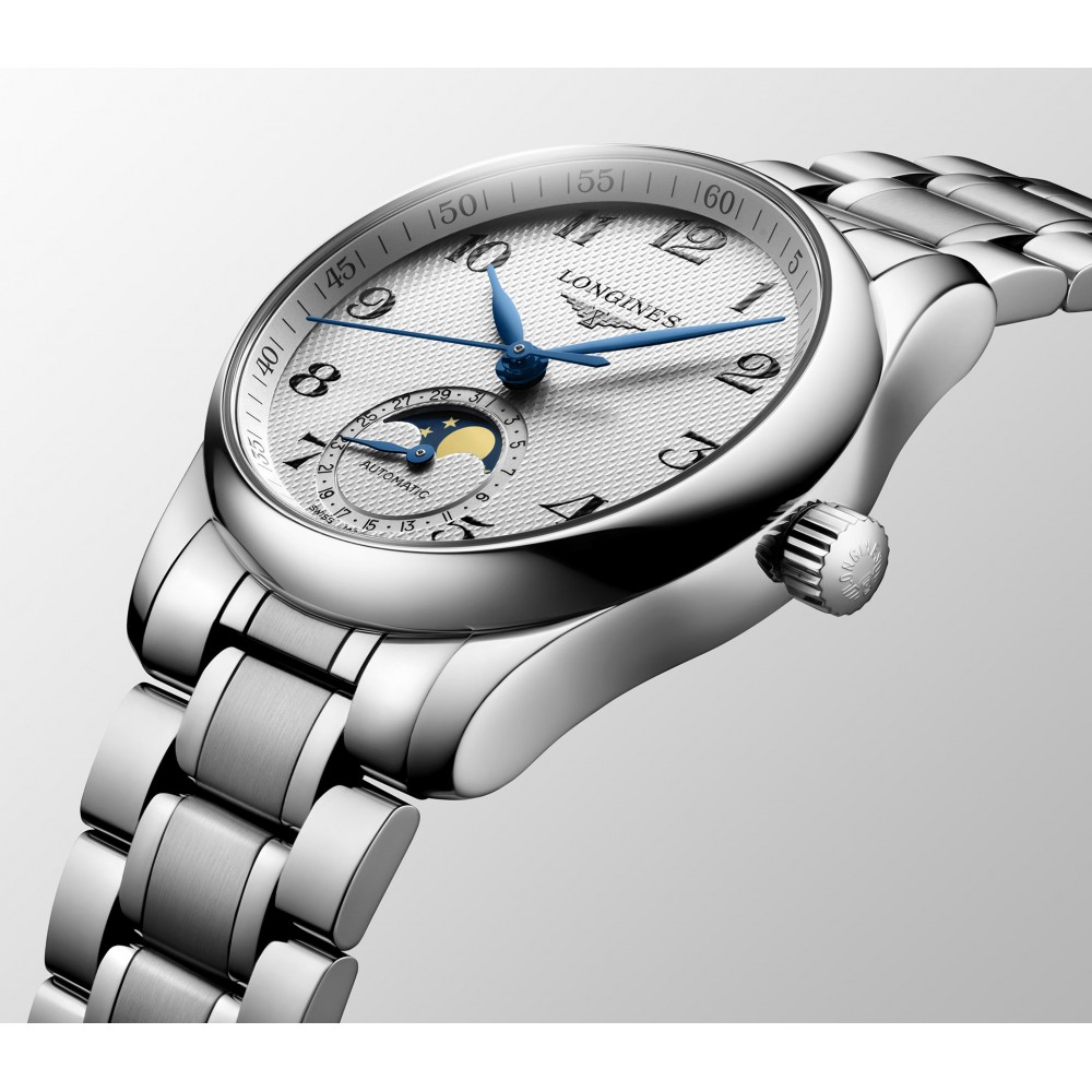 The Longines Master Collection L2.409.4.78.6 - L2.409.4.78.6