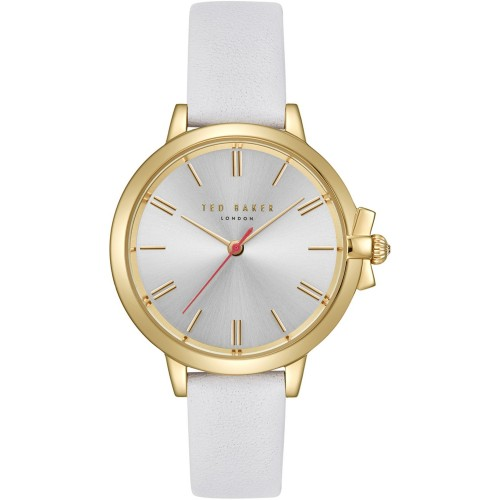 TED BAKER RUTH WHITE LEATHER STRAPRUTH TE50267008